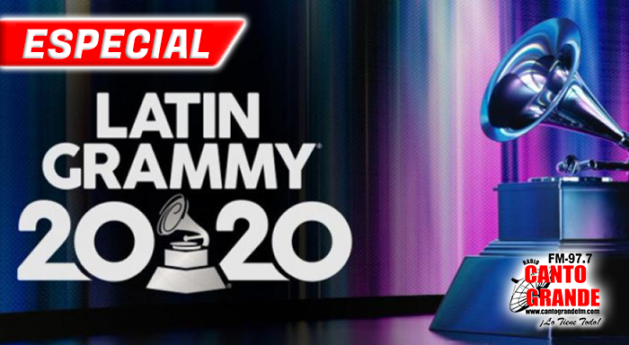 ARTISTAS WARNER MUSIC  RECIBEN IMPORTANTES NOMINACIONES  A LOS LATIN GRAMMY 2020