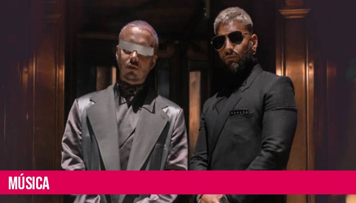 'Que pena' la anticipada colaboración de maluma y j balvin disponible ahora | VIDEO