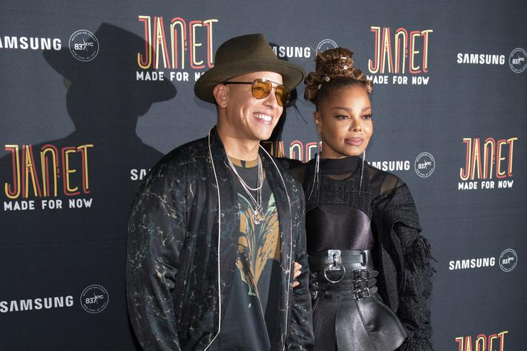 Janet Jackson y Daddy Yankee en reedición de 'Made for Now'