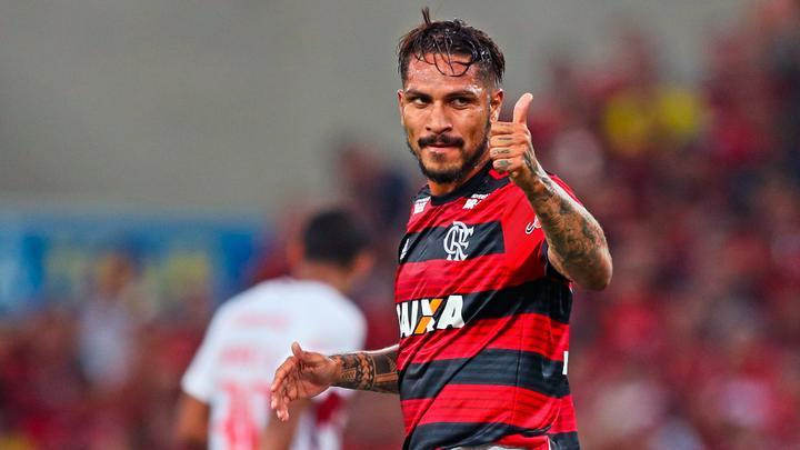 Paolo Guerrero regresa a las canchas con gol en Brasil | VIDEO